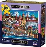 Dowdle Jigsaw Puzzle - St. Augustine - 500 Piece