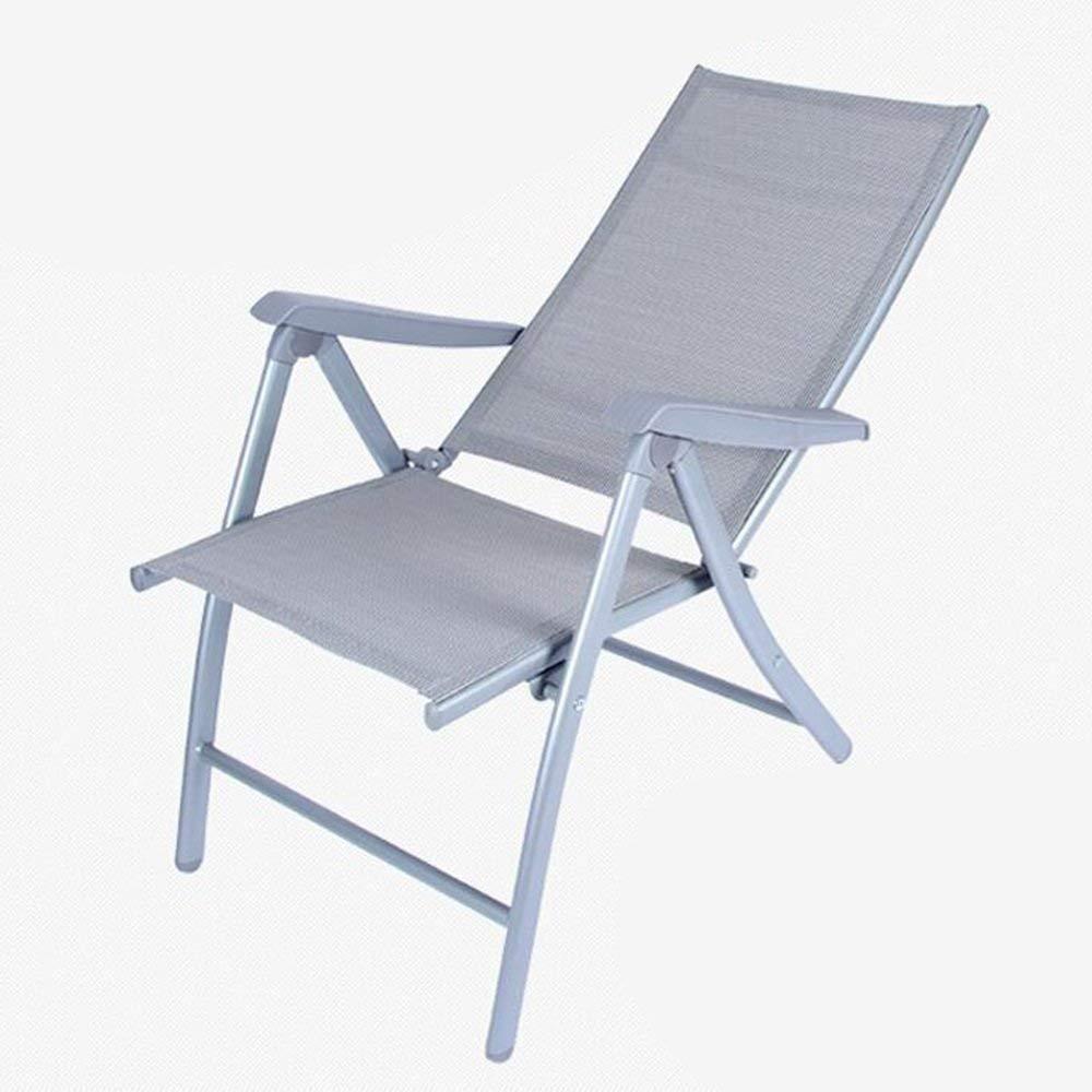 XHX Tumbonas plegables, tumbonas de gravedad cero, sillón ...