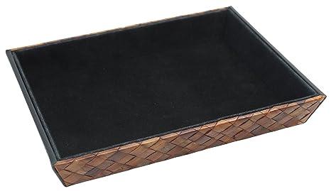 560d938dac Amazon|サンワ L&P A5トレイ パンダン ブラウン 6210-0076|かご ...