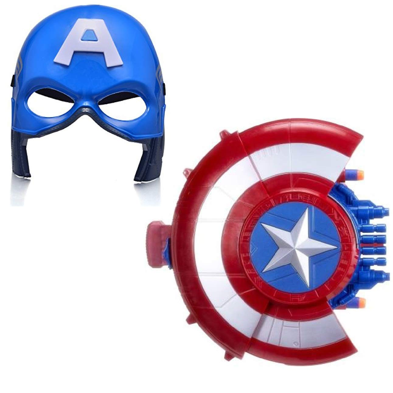 "NEW Marvel Avengers Captain America Civil War 12/"" Soft Foam Shield Kids Boys Toy"