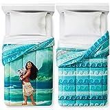 Disney Moana Girls Twin Bedding Comforter