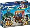 Playmobil - 6695 - Super4 - Tribune Royale Avec Alex