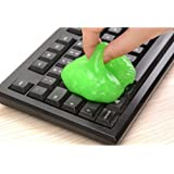RiaTech®Gel Sticky Jelly Desktop Laptop Computer Dust Remover Flexible Soft Glue