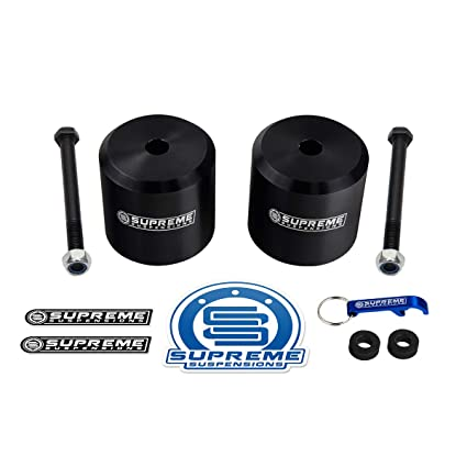 Supreme Suspensions - Ford F250 F350 Leveling Kit 2 5