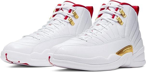 Jordan Air XII (12) Retro (FIBA) White