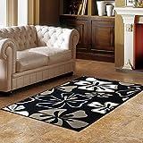 NRQU Door mat,Gate pad,Rug,Living room,Tea table,Den pad,[absorbent],Non-slipping blanket,Indoor mat,[child],Bedroom,Environmental mats-A 80x160cm(31x63inch)