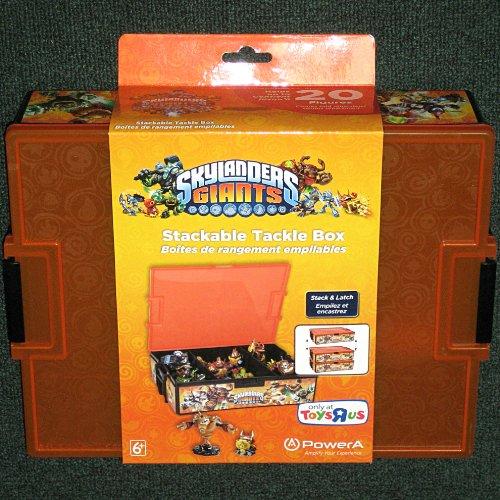 POWER A Skylanders Giants Tackle Box Storage