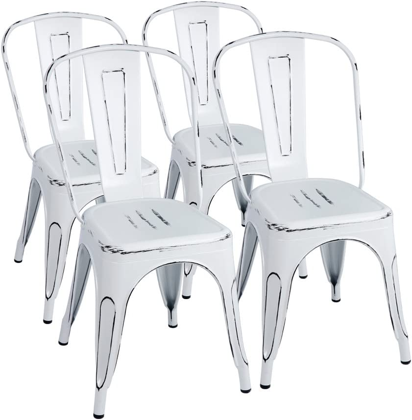Furmax Metal Chairs ...  sc 1 st  Amazon.com & Kitchen u0026 Dining Room Chairs | Amazon.com