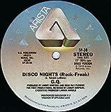Boogie Oogie Oogie & Disco Nights (Rock-Freak) 12 Inch Single