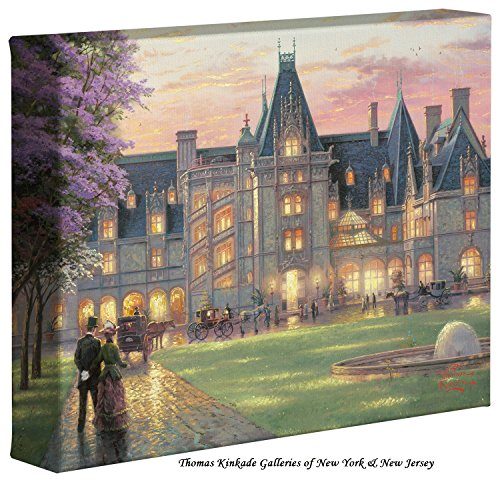 Elegant Evening at Biltmore - Thomas Kinkade