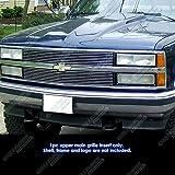 93 chevy front grill - APS Best Fits 88-93 Chevy C/K Pickup/Suburban/Blazer Main Upper Billet Grille