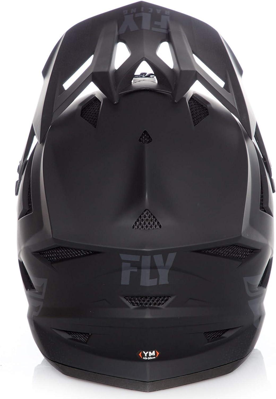 Enfant-S FLY Racing Casque Fly Default Jeunesse Unisexe Jaune Fluo//Noir