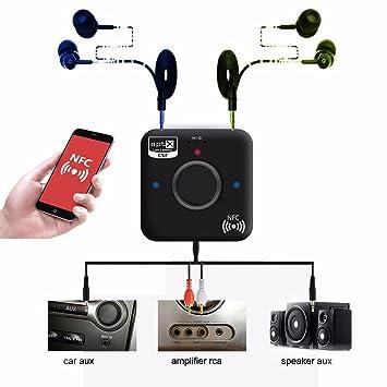 Colorful _ Bluetooth Hifi Adapter Receiver/Audio Surround Receiver
