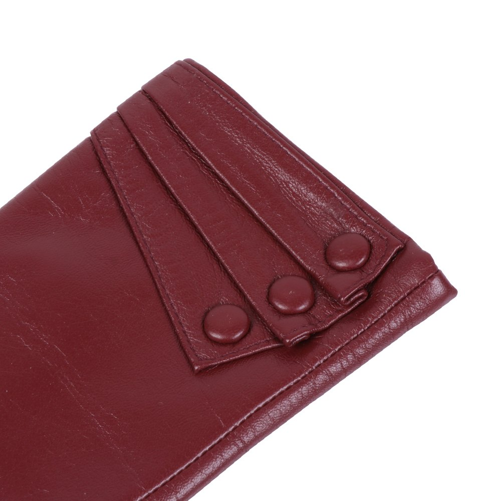 Nappaglo Damen Touchscreen Leder Handschuhe klassische Lederhandschuhe Italienisches Lammfell Winter Warm Handschuhe