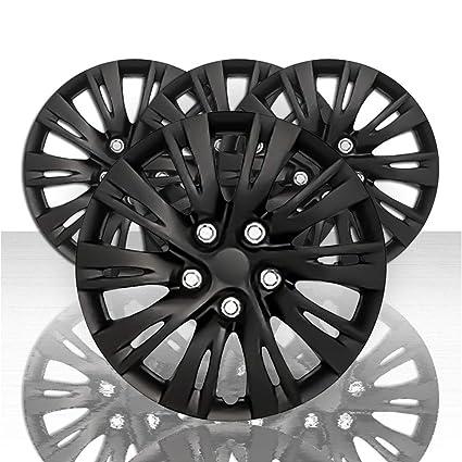Quick Release Mirror Textured Black Rectangular 97-17 Jeep Wrangler X 11025.14 H