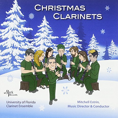 Classical Christmas Clarinet (Christmas Clarinets)