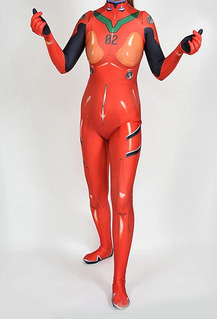 Amazon.com: leaffly Mujer Cosplay juego Hero Zentai Body ...
