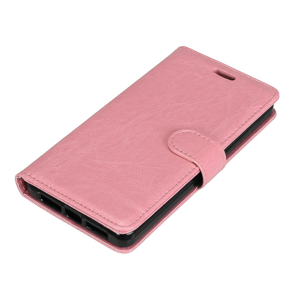 Amazon.com: BQ Aquaris E5 Case, SATURCASE Luxury Smooth PU ...