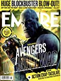 Empire Magazine (May, 2018) Avengers Infinity War Cover