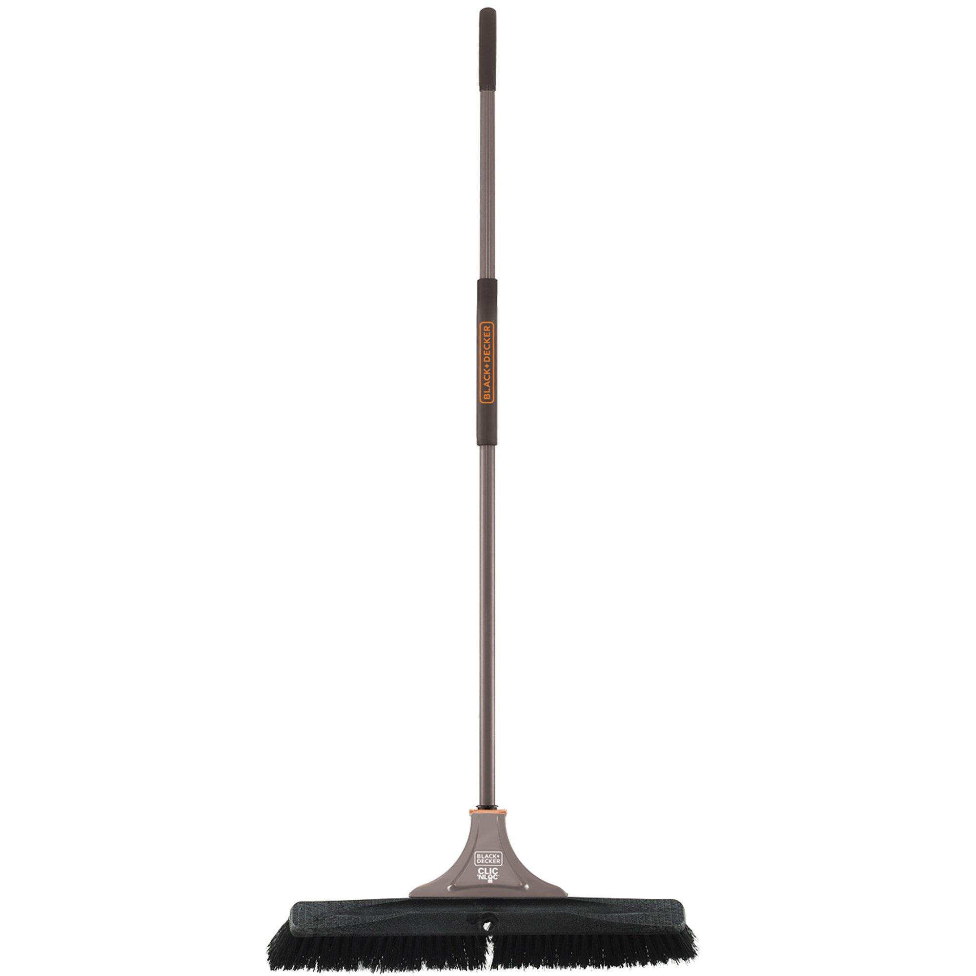 BLACK+DECKER 24-inch Outdoor Push Broom by BLACK+DECKER