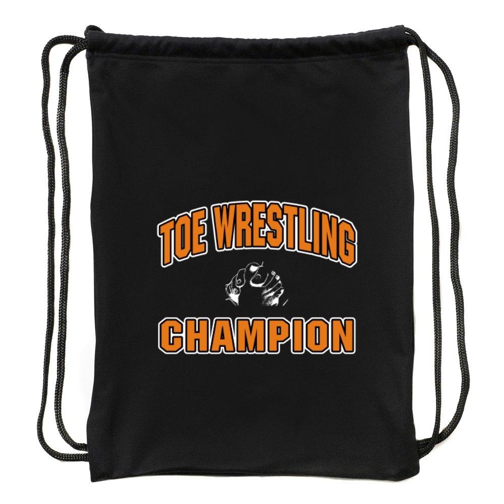 Eddany Toe Wrestling champion Sport Bag by Eddany