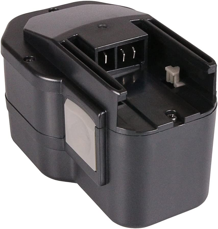 PATONA Bateria M1230 Ni-MH 2000mAh 12V Compatible con AEG BDSE12T BEST12X BS2E12T SB2E12 Milwaukee LokTor CG12 P12PX