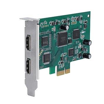Tarjeta de Captura HD Externa sin Disco USB3.0, PCI-E 1080P ...