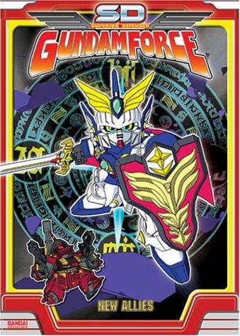 SD Gundam Force - New Allies (Vol. 2)