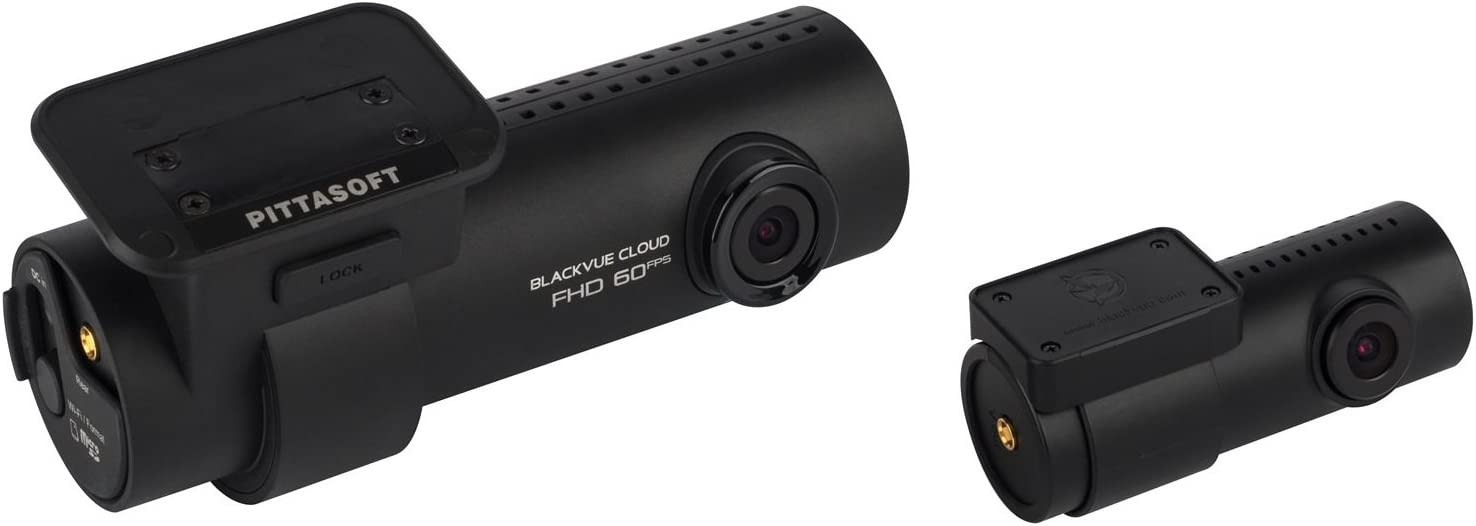 BlackVue DR750S-2CH/_16GB/_PMP DR750S-2CH with Power Magic Pro Hardwire Kit//2-Channel 1080P Full HD Car Dvr Recorder//16GB SD Card