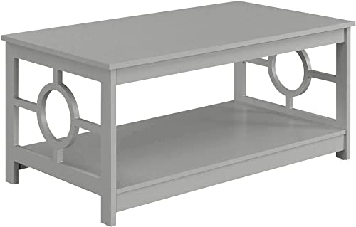 Reviewed: Convenience Concepts Ring Coffee Table