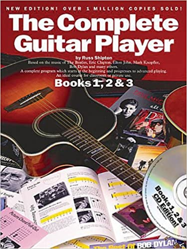 the complete guitar player books 1 2 3 omnibus edition amazon