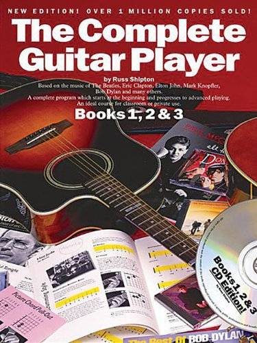 The Complete Guitar Player Books 1, 2 & 3: Omnibus Edition Easy Guitar Chord Chart