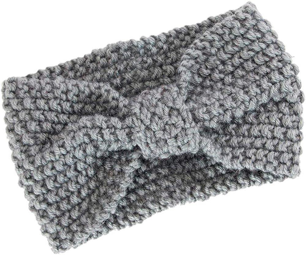 Knit Headbands Braided...