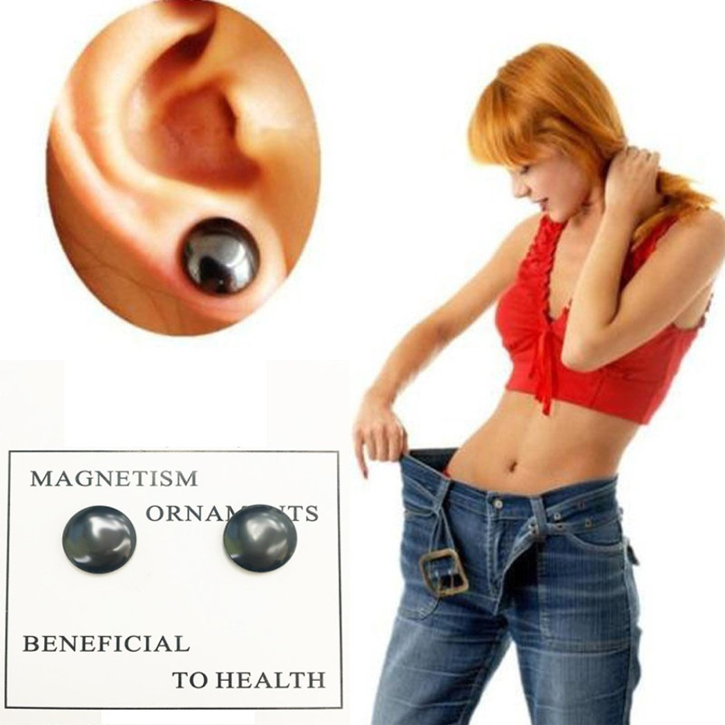 SeTing Help you slim down,weight loss earrings Jewelry Magnetic Earring Bio-Magnetic Earrings by SeTing (Image #1)