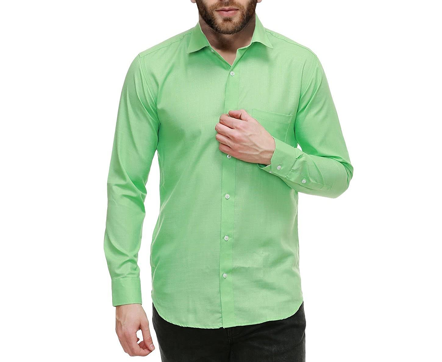 Buy Sunshiny Mens Light Green Shirts 42 At Amazon In,Table Centerpiece Ideas For Everyday