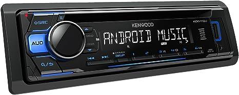 Kenwood Kdc 110ub Cd Receiver Mit Frontseitigem Usb Elektronik