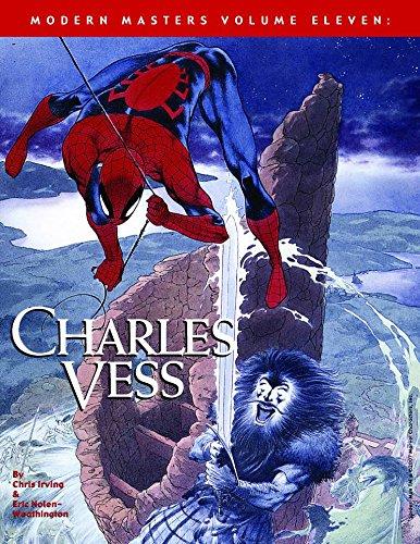 Modern Masters Volume 11: Charles Vess (Masters Fine Art Modern)