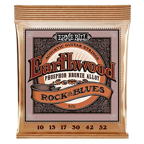 Ernie Ball Earthwood Phosphor