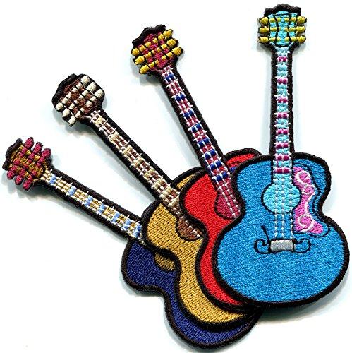 Guitar Applique - 2