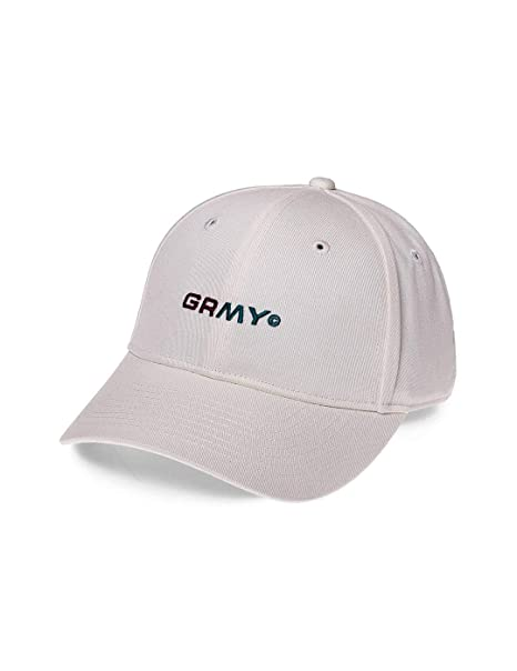 GRIMEY Gorra COUNTERBLOW Curved Visor Cap SS18 Coconut White ...
