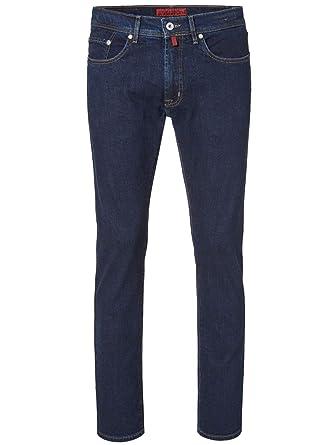 Pierre Cardin Herren Jeans Hose Lyon Rinse Washed Blue 3091
