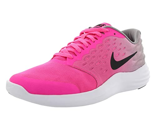 a002553891a8 Nike Lunarstelos (GS) Kids Running Shoes - Pink Blast  Buy Online at Low  Prices in India - Amazon.in