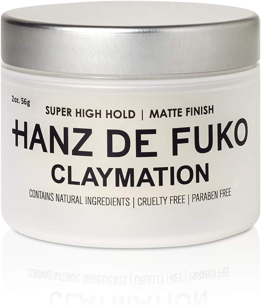 Cera para el Cabello - Hanz de Fuko Claymation