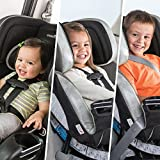 Symphony Sport All-in-One Car Seat, Blue Horizon
