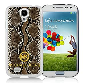 Genuine MK's A2 012 White Samsung Galaxy S4 i9500 Screen Cellphone Case Customized and Durable Design