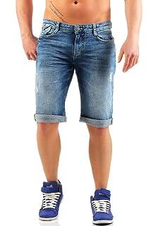 M.O.D Herren Jeans Shorts Joshua Kurze Männer Sommerhose  Amazon.de ... 4b4032ad9b