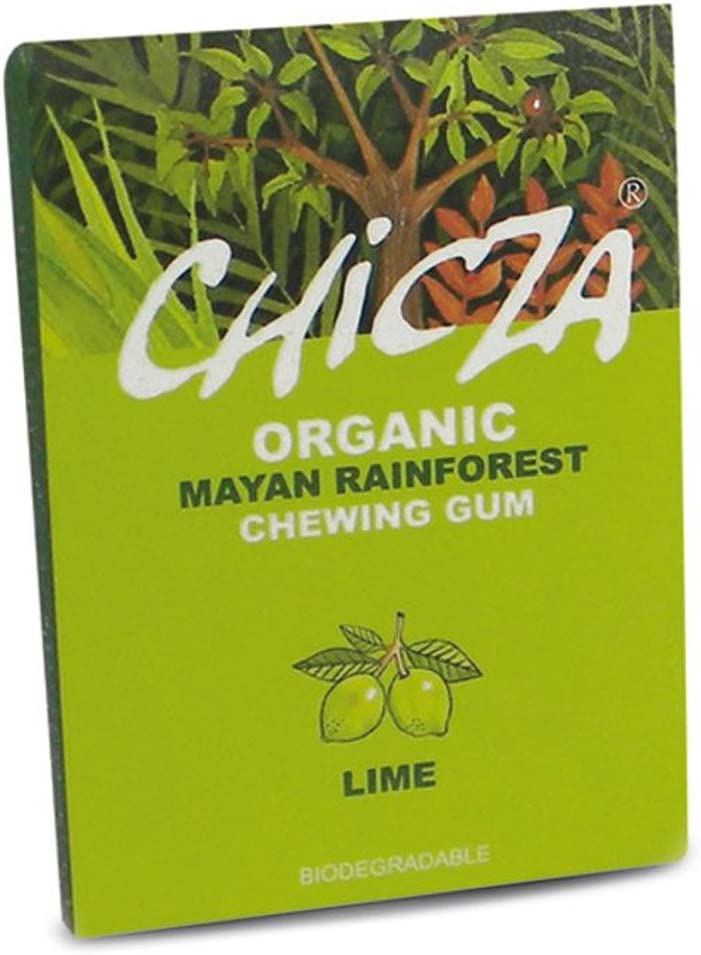 CHICZA - Chicle de Lima Ecológico 30g C: Amazon.es: Alimentación y ...