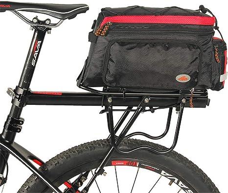 EVENDY - Bolsa Lateral para la Parte Trasera de la Bicicleta ...