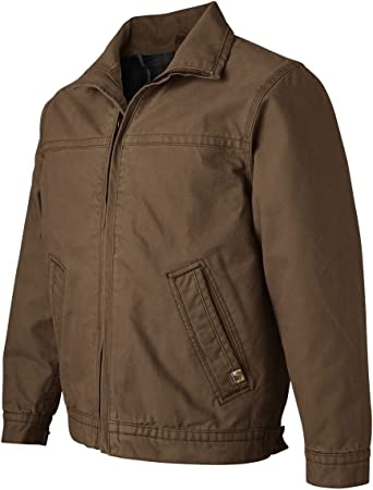 Dri-Duck Mens Dri Duck Maverick Work Jacket 5028N