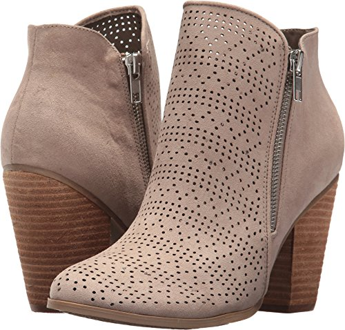 Carlos by Carlos Santana Women's Hacey Ankle Boot, Doe, 8 Medium - Santana Mall